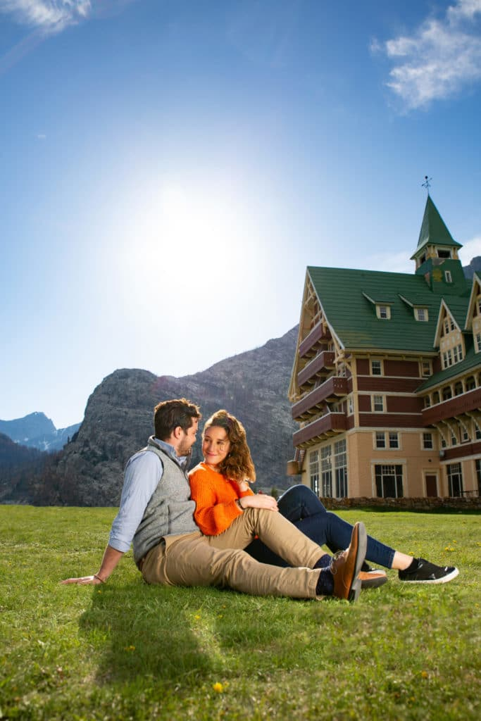 Waterton-engagement-session